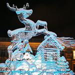 Новый год 2016 в Екатеринбурге, фото 44