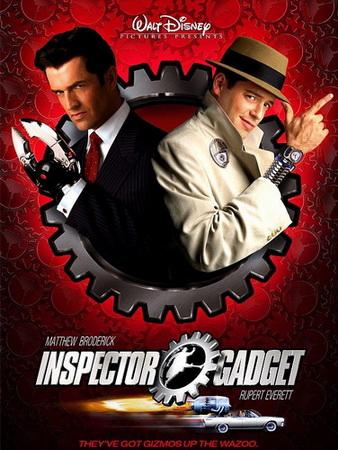 Инспектор Гаджет. Обложка с сайта kino-govno.com