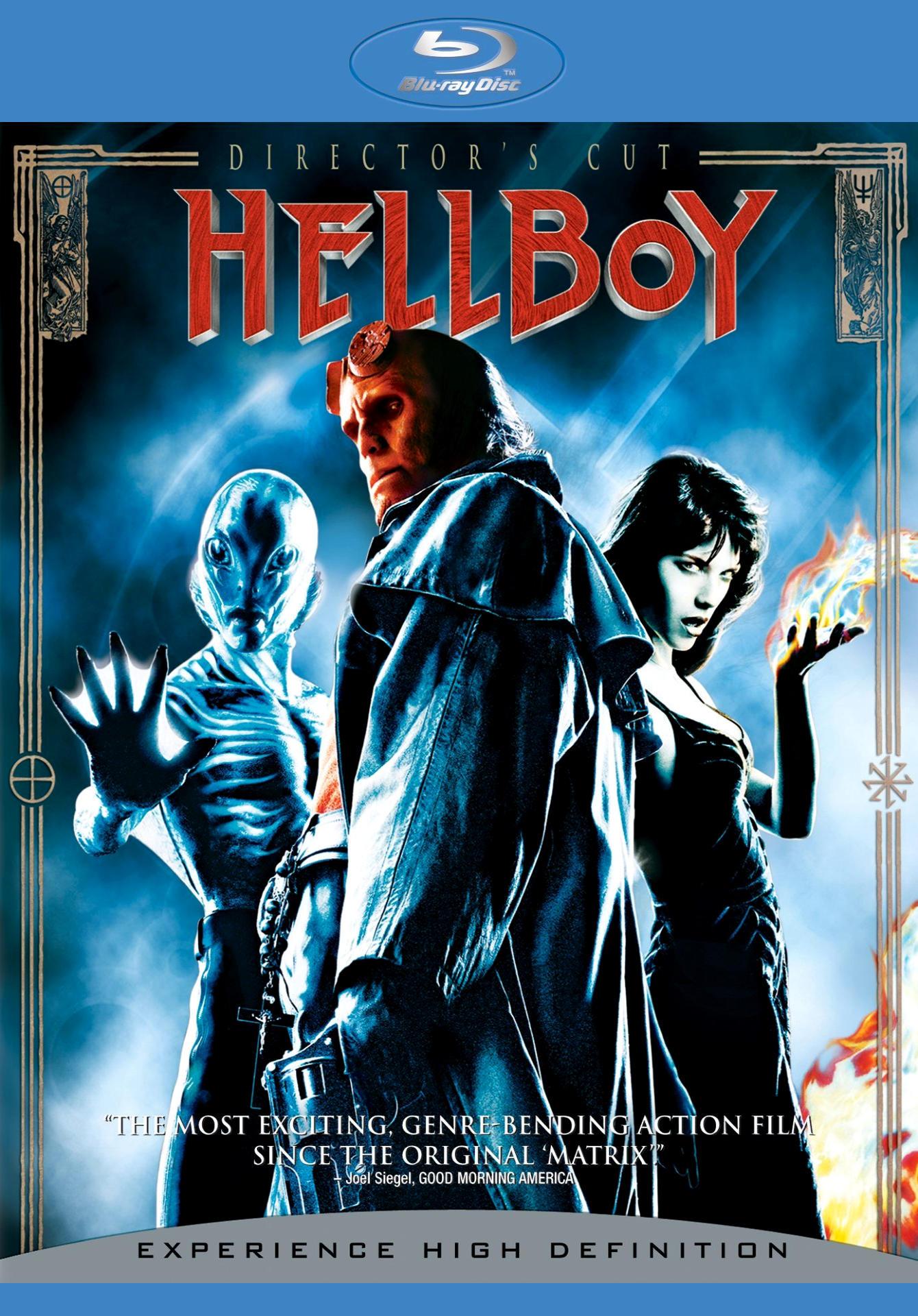 Хеллбой: Герой из пекла. Обложка с сайта kinopoisk.ru