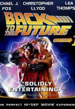 Назад в будущее 2. Обложка с сайта amazon.de