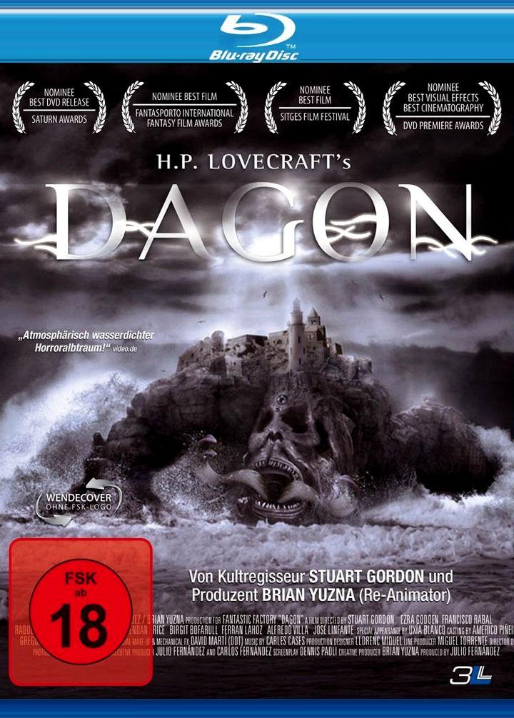 Дагон. Обложка с сайта kino-govno.com