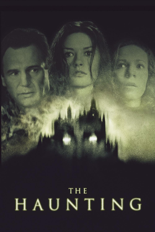 Призрак дома на холме. Постер с сайта imageshost.ru