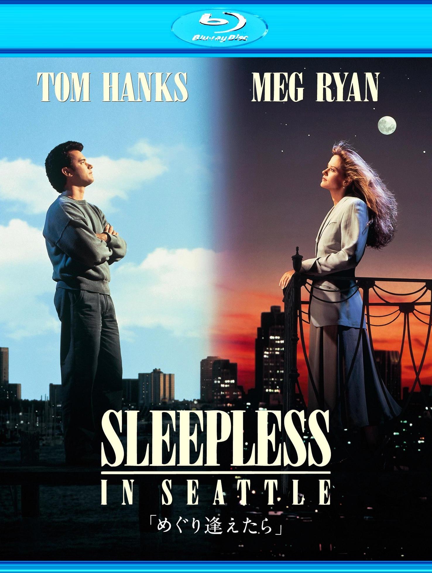 Неспящие в Сиэтле. Обложка с сайта ipicture.ru