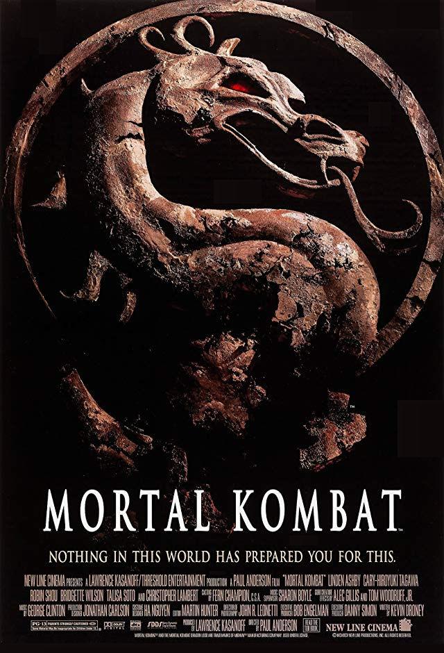 Смертельная битва. Обложка с сайта kinopoisk.ru