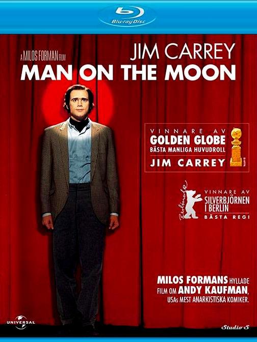 Человек на луне. Обложка с сайта amazon.de