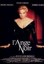Черный ангел. Обложка с сайта imagepost.ru