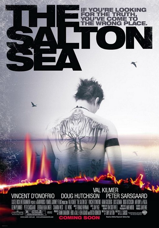 Море Солтона. Обложка с сайта amazon.de