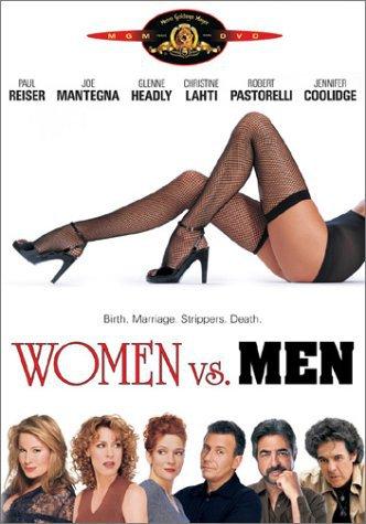 Женщины против мужчин. Обложка с сайта kinobomba.net