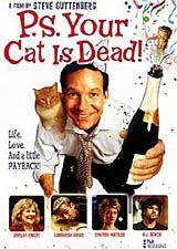 По скрипту:Твой кот мертв. Обложка с сайта amazon.de