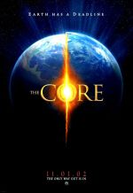 Земное ядро. Обложка с сайта amazon.com