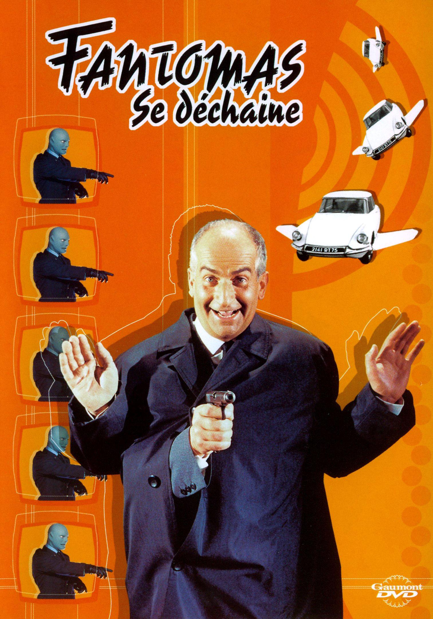 Фантомас разбушевался. Обложка с сайта 9i9i9.net
