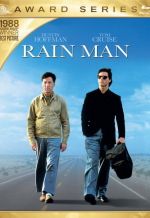 Человек дождя. Обложка с сайта amazon.de