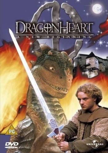 Сердце дракона 2. Обложка с сайта amazon.de