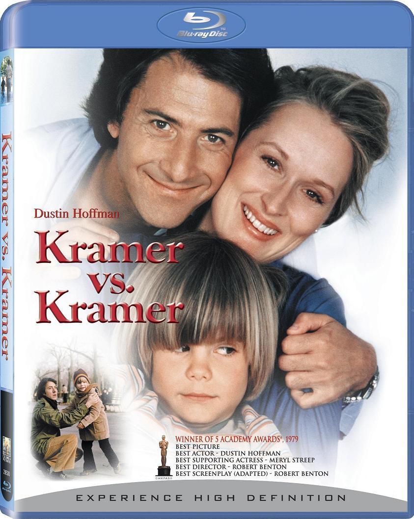 Крамер против Крамера. Обложка с сайта kinopoisk.ru