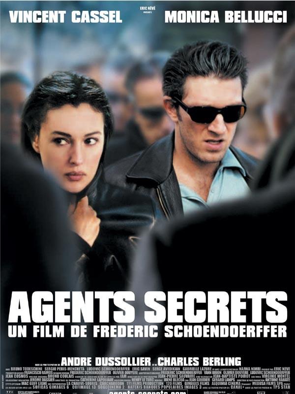 Тайные агенты. Обложка с сайта radikal.ru