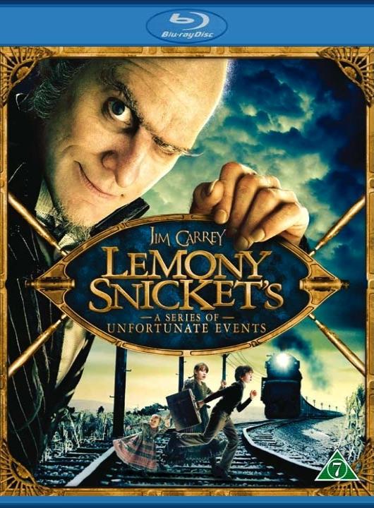 Лемони Сникет: 33 несчастья. Обложка с сайта amazon.com