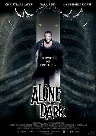 Один в темноте. Обложка с сайта amazon.com
