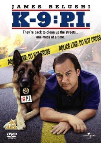 К-9 III: Частные детективы. Обложка с сайта amazon.com