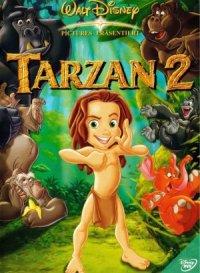 Тарзан 2. Обложка с сайта amazon.com