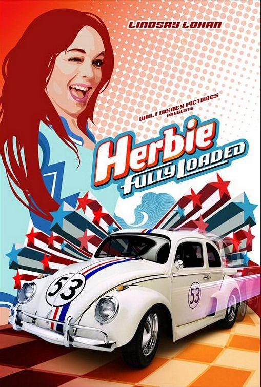 Сумасшедшие гонки. Постер с сайта radikal.ru