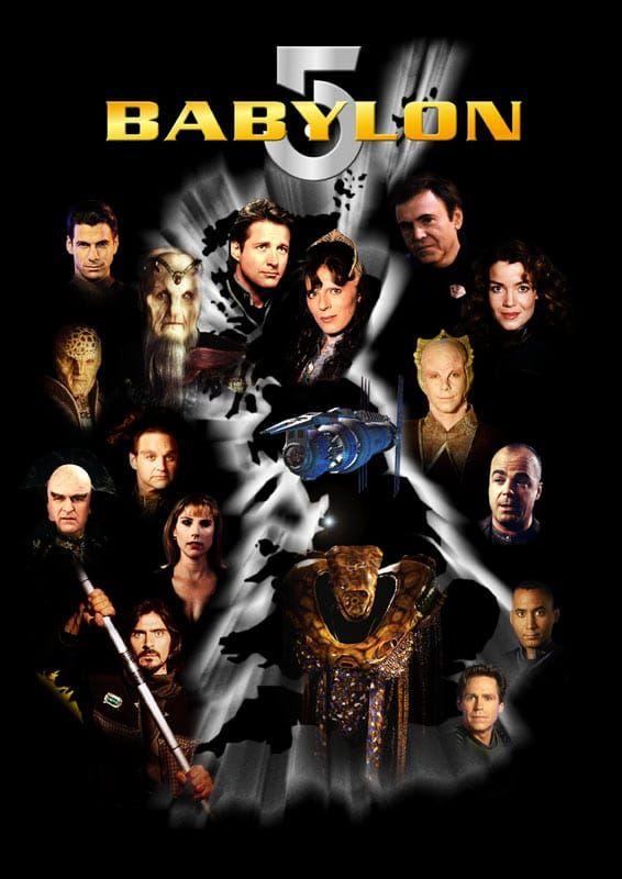 Вавилон 5. Обложка с сайта keep4u.ru