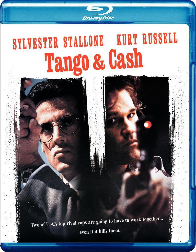 Танго и Кэш. Обложка с сайта blu-ray.com