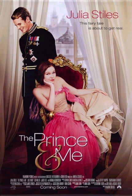 Принц и я. Постер с сайта kinopoisk.ru