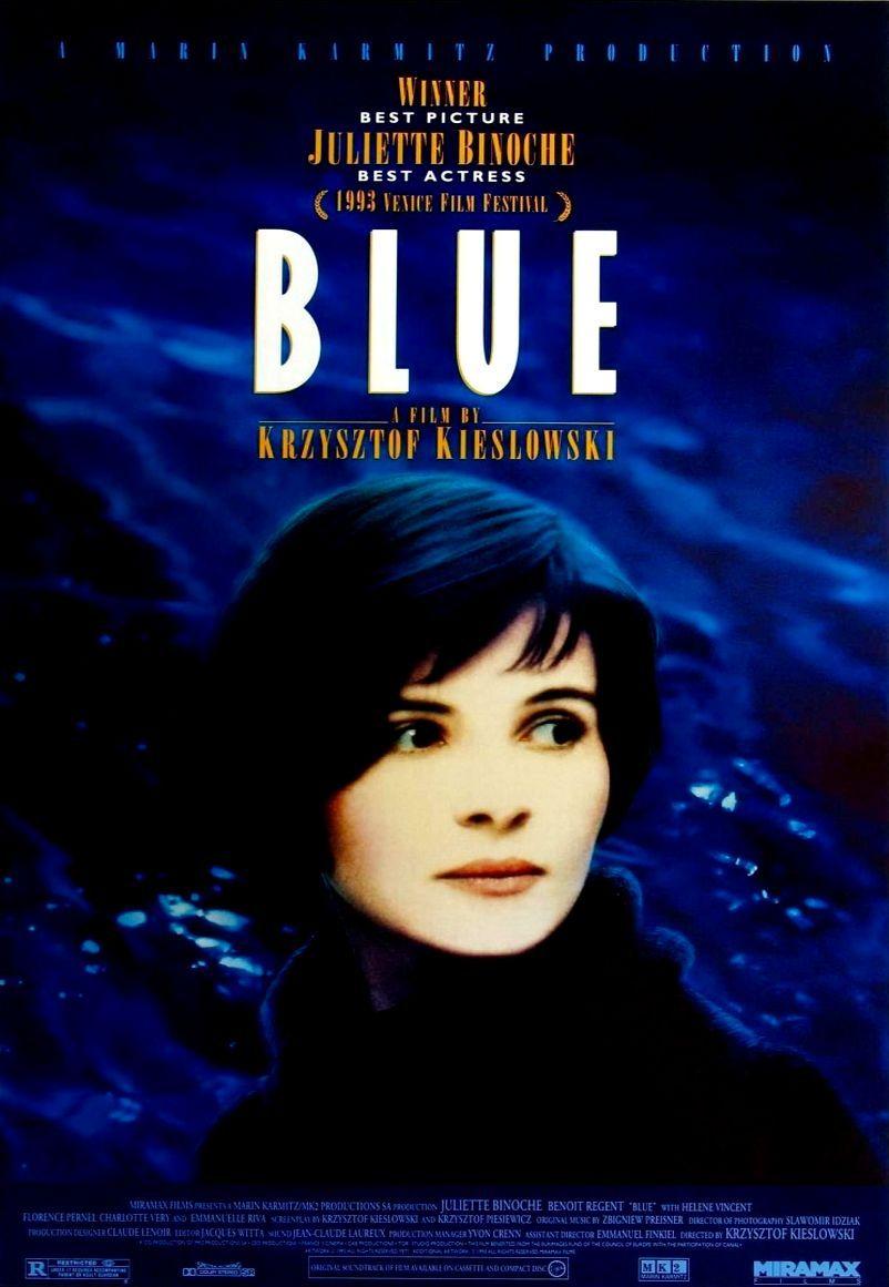 Три цвета: Синий. Обложка с сайта keep4u.ru
