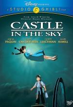 Небесный замок Лапута. Обложка с сайта amazon.co.uk