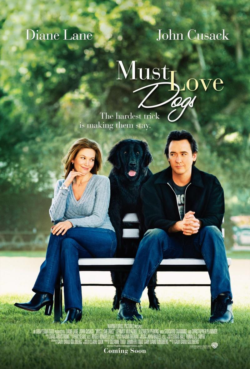 Любовь к собакам обязательна. Обложка с сайта kinopoisk.ru