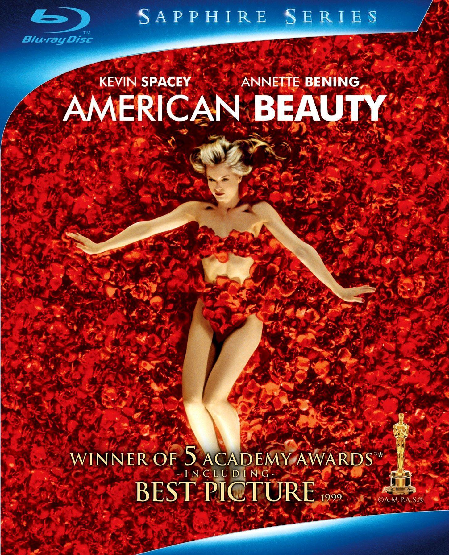 Красота по-американски. Обложка с сайта amazon.de