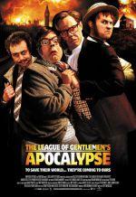 Лига джентльменов апокалипсиса. Обложка с сайта amazon.co.uk