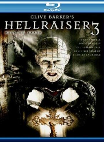 Восставший из ада 3: Ад на Земле. Обложка с сайта imagepost.ru