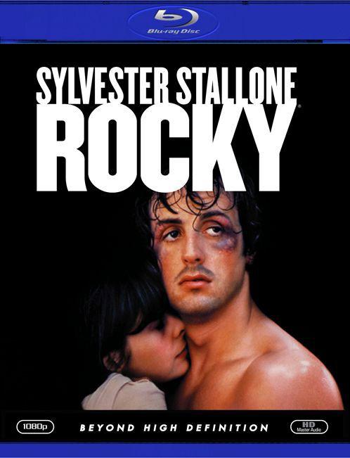 Рокки. Обложка с сайта blu-ray.com