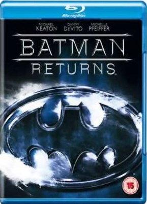 Бэтмен возвращается. Обложка с сайта kinopoisk.ru