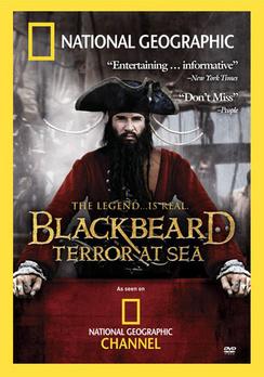 Черная Борода. Обложка с сайта amazon.de