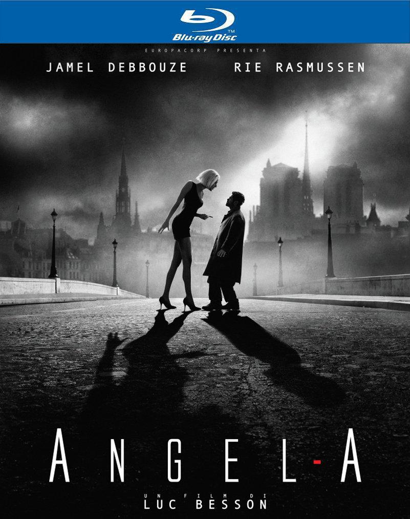 Ангел-А. Обложка с сайта kinopoisk.ru