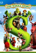 Шрэк 2. Обложка с сайта amazon.com