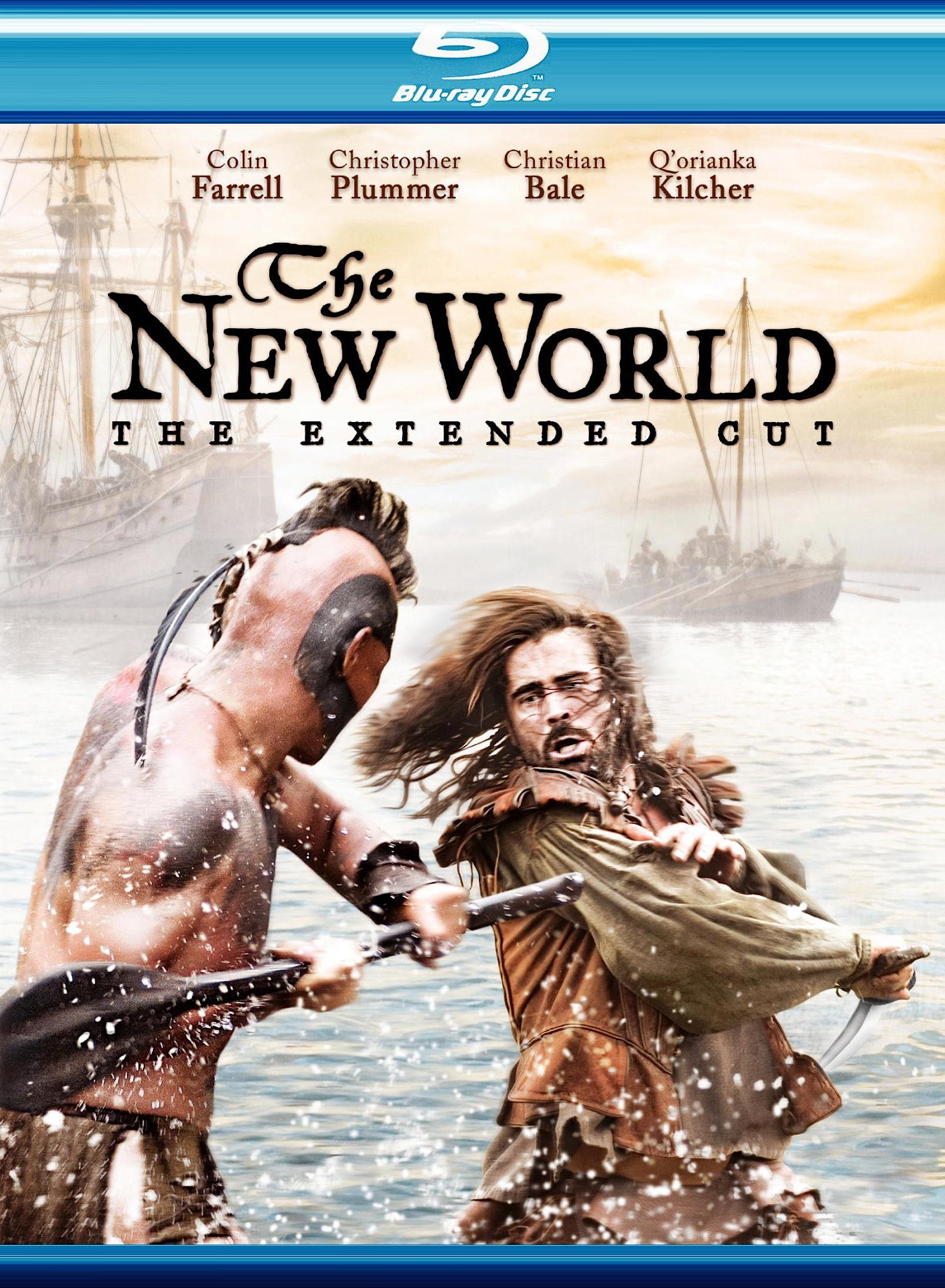 Новый Свет. Постер с сайта kinopoisk.ru