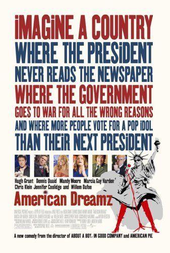 Американские мечты. Обложка с сайта amazon.com