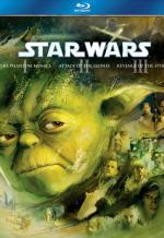 Звездные войны: Эпизод 3 - Месть Ситхов. Обложка с сайта amazon.de