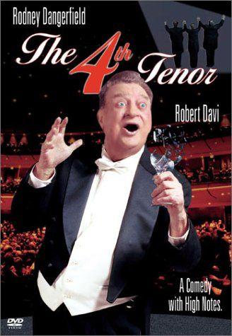 Четвертый тенор. Обложка с сайта amazon.com