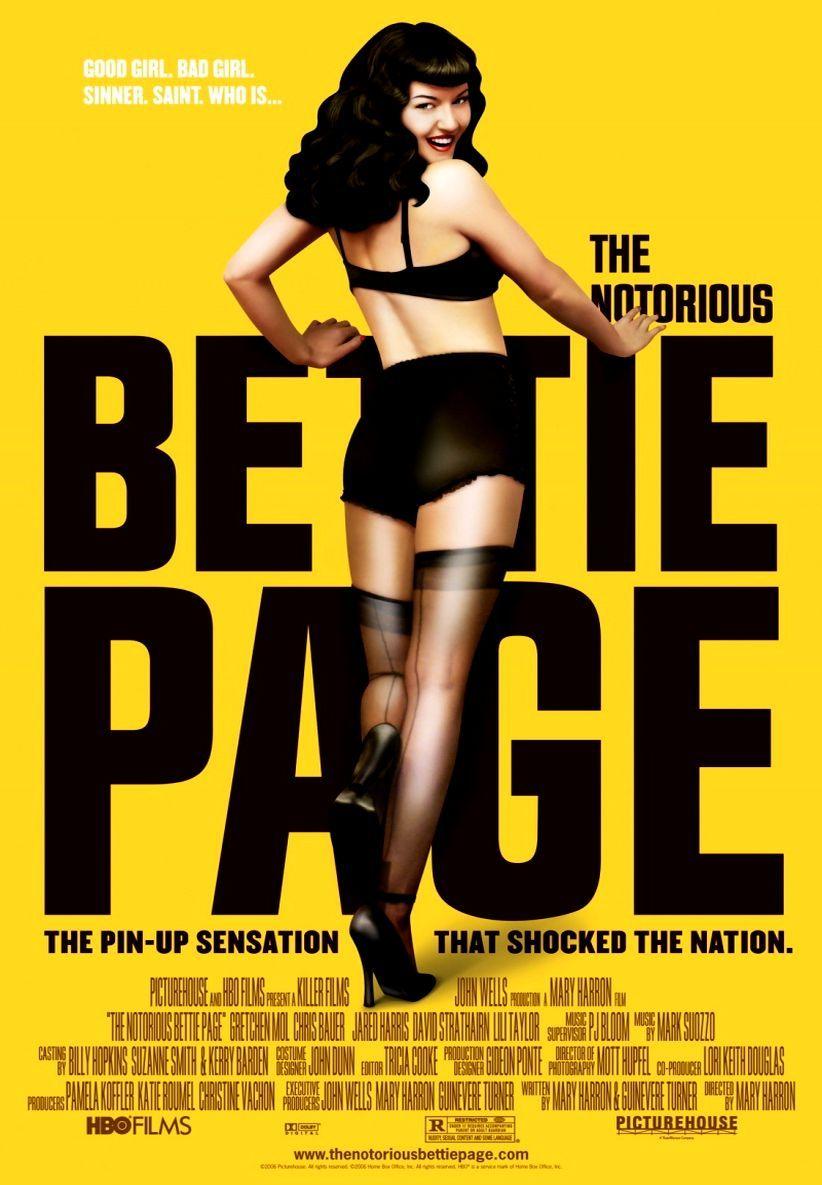 Непристойная Бэтти Пейдж. Обложка с сайта amazon.de