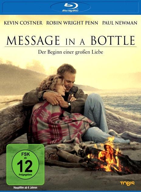 Послание в бутылке. Обложка с сайта amazon.com