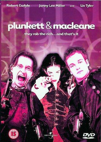 Планкетт и Маклейн. Обложка с сайта movie-shop.us