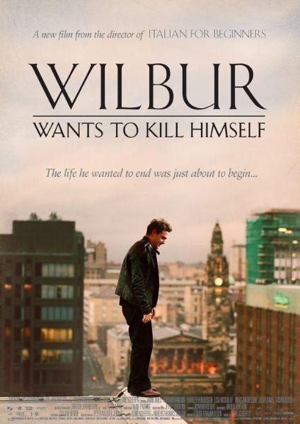 Уилбур хочет покончить с собой. Обложка с сайта radikal.ru