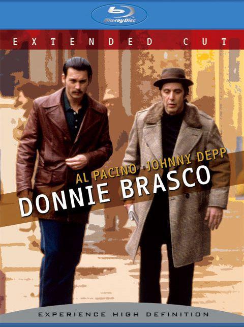 Донни Браско. Обложка с сайта kinopoisk.ru