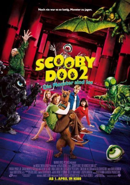 Скуби-Ду 2: Монстры на свободе. Обложка с сайта amazon.com
