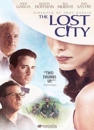 Потерянный город. Обложка с сайта era-hd.ru