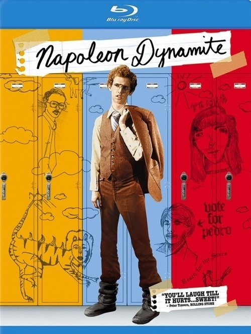 Наполеон Динамит. Обложка с сайта kinopoisk.ru